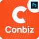 Conbiz - Consultancy & Business PSD Template - ThemeForest Item for Sale