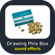 Drawing Pins Box Sounds