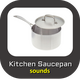 Kitchen Saucepan Sounds