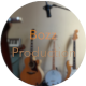 Positive Acoustic Guitar and Ukulele