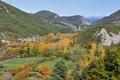 Gorgeous forest near Biniés, Aragonese pyrenees, Huesca province, Spain - PhotoDune Item for Sale