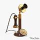Retro Telephone - 3DOcean Item for Sale
