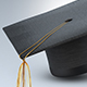 Graduate Cap 3D Renders - GraphicRiver Item for Sale