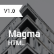 Magma - Business Landing Page Template - ThemeForest Item for Sale