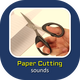 Paper Cutting Sounds