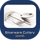 Silverware Cutlery Searching Sounds