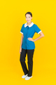 Portrait beautiful young asian woman maid and housekeeping - PhotoDune Item for Sale