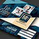 Eye Clinic Postcard - GraphicRiver Item for Sale