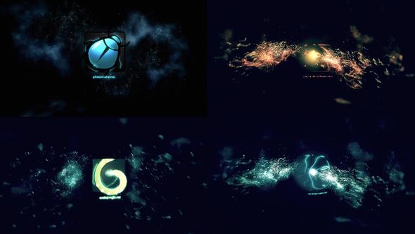 Energetic Logo Reveal