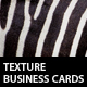 Texturized Business Cards version 2 - GraphicRiver Item for Sale