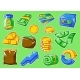 Set of Banking and Money Icons - GraphicRiver Item for Sale