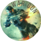 War Gun Logo