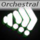 Orchestral Fanfare Logo 2