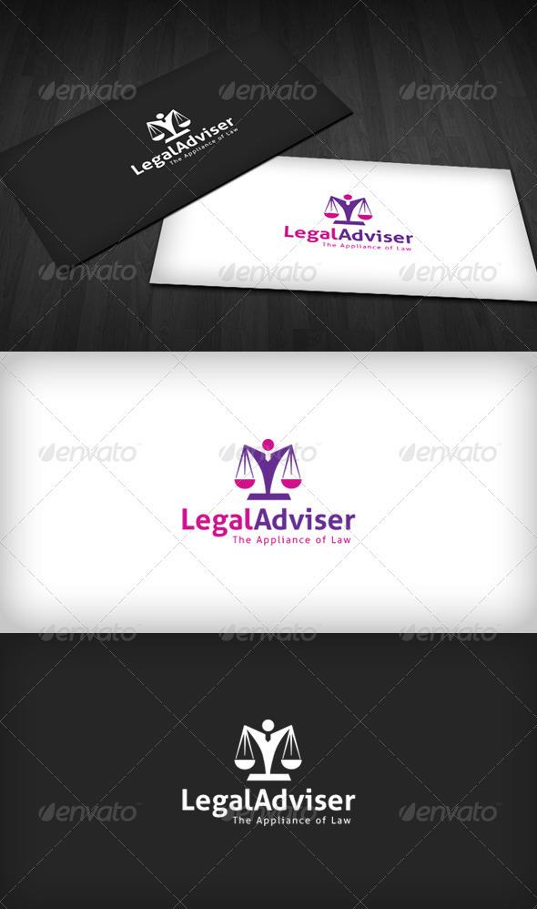 Legal Adviser Logo