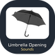 Umbrella Opening Sounds