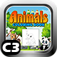 Animals Coloring Book App (Construct 3 | C3P | HTML5) Admob and FB Instant Ready - CodeCanyon Item for Sale