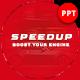SpeedUp Automotive Presentation Template - GraphicRiver Item for Sale