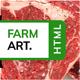 Farmart - Organic Marketplace eCommerce HTML Template + Admin Template - ThemeForest Item for Sale