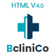 Bclinico - Medical Health HTML Template - ThemeForest Item for Sale