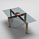 GlassCenterTable - 3DOcean Item for Sale