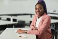 African American girl in high school - PhotoDune Item for Sale