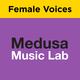 Female Voice Thanks Pack
