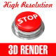 Stop button - GraphicRiver Item for Sale