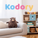 Kodory - Kids Store HTML Template - ThemeForest Item for Sale
