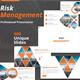 Risk Management Keynote Template - GraphicRiver Item for Sale
