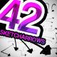 Sketch Arrows - GraphicRiver Item for Sale