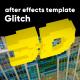 3D Titles - 3D Glitch - VideoHive Item for Sale