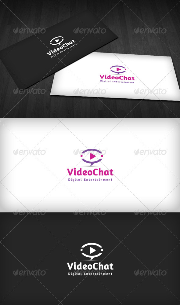 Video Chat Logo