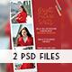 2 PSD Graduation Invitation Card - GraphicRiver Item for Sale