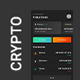 cryptocurrencies Trading App UI Kit | Coinexchange - GraphicRiver Item for Sale