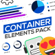 Container - Elements Pack - VideoHive Item for Sale