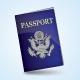 Vector Passport Icon - GraphicRiver Item for Sale