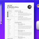 Resume Template / CV Template - GraphicRiver Item for Sale