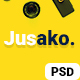 Jusako - Gadgets eCommerce PSD Template - ThemeForest Item for Sale