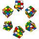 Set of Puzzle Cubes - GraphicRiver Item for Sale