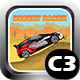 Desert Racer Car Racing Game (Construct 3 | C3P | HTML5) Admob and FB Instant Ready - CodeCanyon Item for Sale