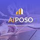 Aiposo - Business Keynote Template - GraphicRiver Item for Sale