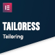 Tailoress - Tailor Service & Made Elementor Template Kit - ThemeForest Item for Sale