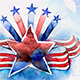 Independence Day 4th of July - GraphicRiver Item for Sale