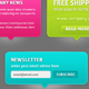 Differents Web Elements for your website ! - GraphicRiver Item for Sale