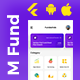 Mutual Fund Investment Template | trading Android + iOS Template | FLUTTER 2 | Fundwind - CodeCanyon Item for Sale