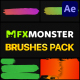 Brushes Pack 02 | After Effects - VideoHive Item for Sale