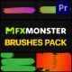 Brushes Pack 02 | Premiere Pro MOGRT - VideoHive Item for Sale