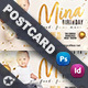 Baby Event Postcard Templates - GraphicRiver Item for Sale
