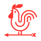 Rooster Logo - GraphicRiver Item for Sale