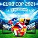 Euro 2021 Poster vol.1 - GraphicRiver Item for Sale
